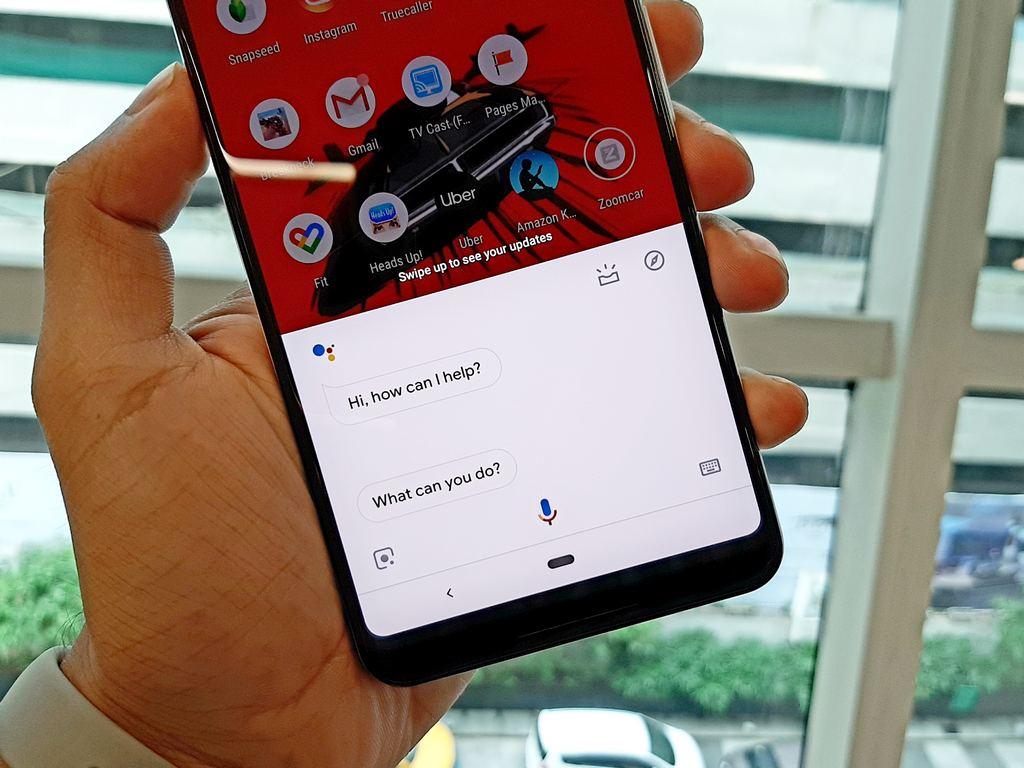 "Google assistant lock screen fails pixel 3: ""OK Google"" not"
