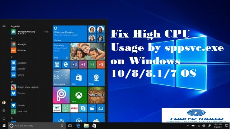How to Fix High CPU Usage by sppsvc exe (Complete Tutorial)