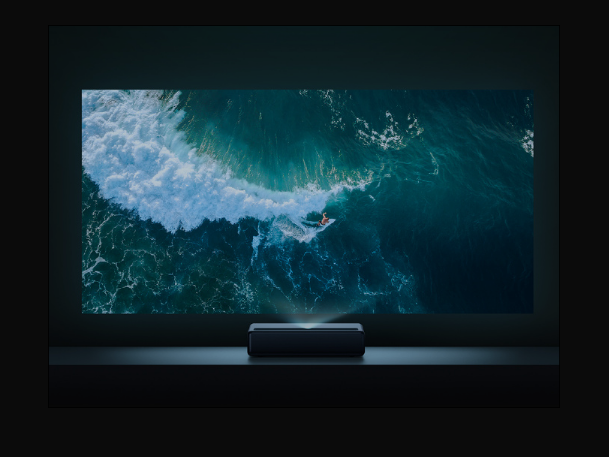 Xiaomi MIJIA Laser Projector With 4K Resolution Launched