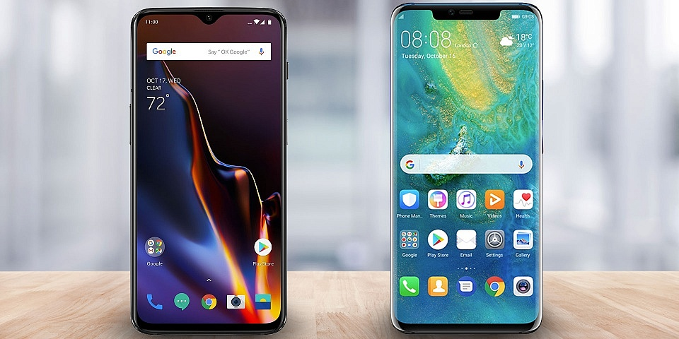 Oneplus 6T Vs Huawei P20 Pro Reviewed By Techsmagic