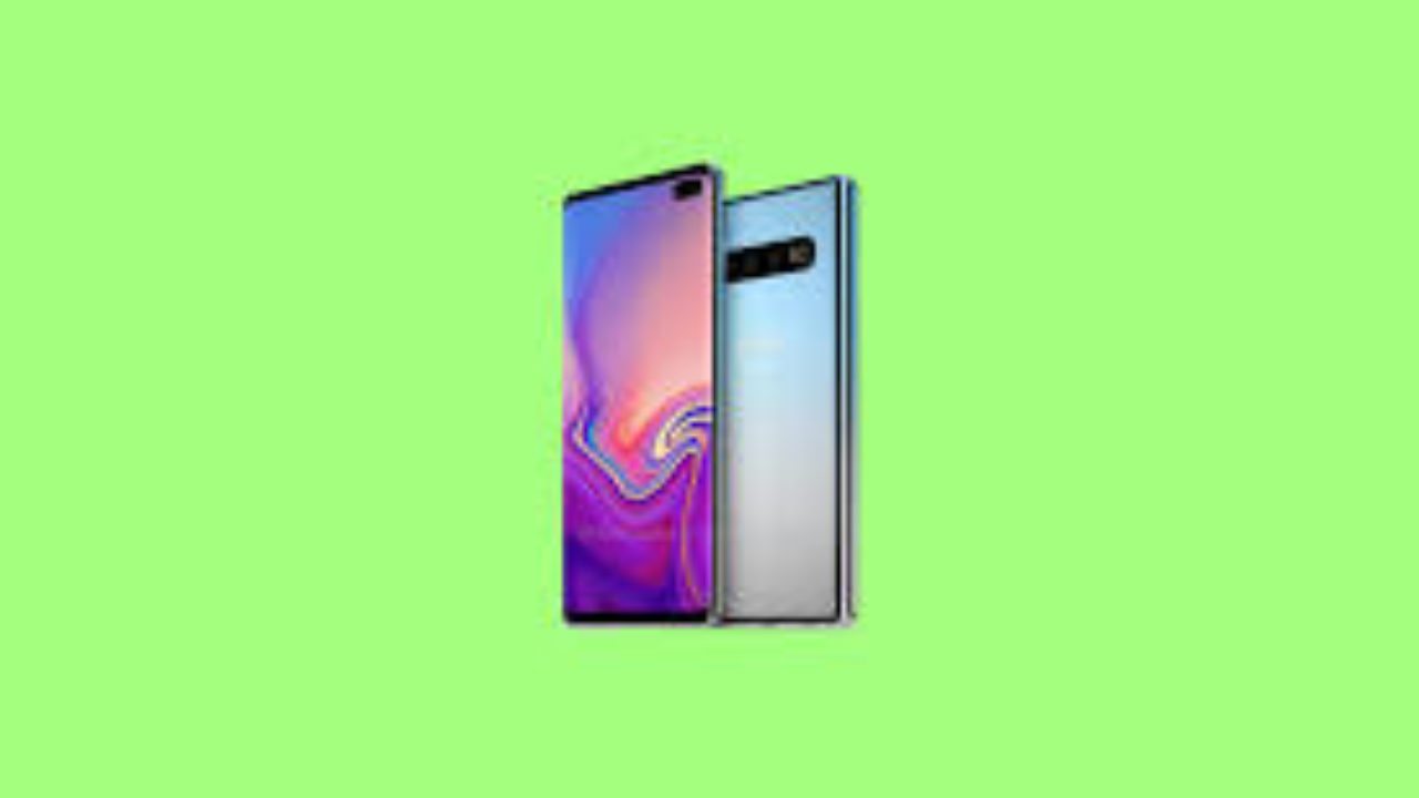 Samsung Galaxy S10+ Google Camera port Available Now