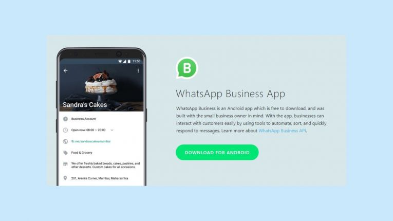 WhatsApp Business iOS App Now Available In App Store - Techs Magic