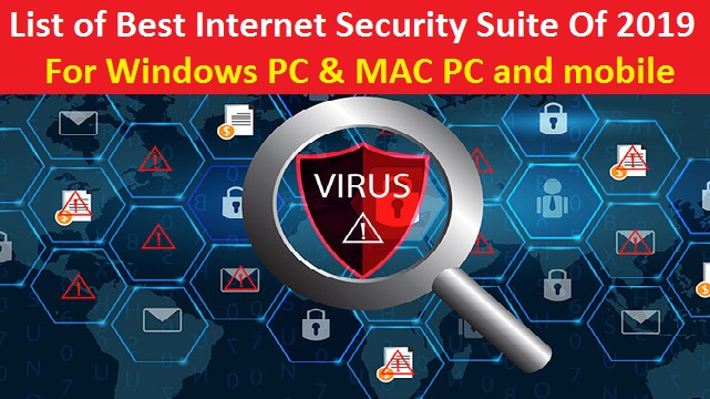 Best Free Internet Security 2019 10 Best InterSecurity Suite for 2019: Protection Against Cyber