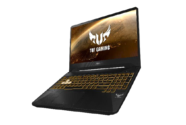 ASUS TUF FX705DY Review