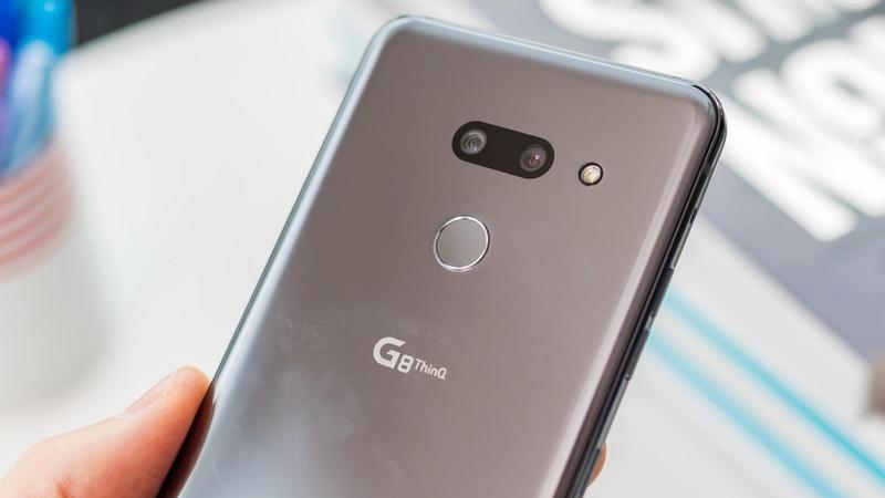 LG G8X Smartphone Launch with in-Display Fingerprint Sensor at IFA 2019