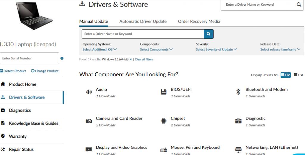 Lenovo modem driver download