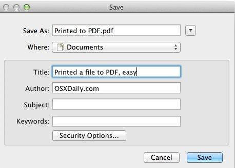 Pdf printer for mac catalina