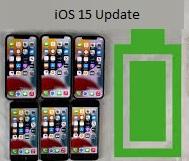 ios 15 battery heat