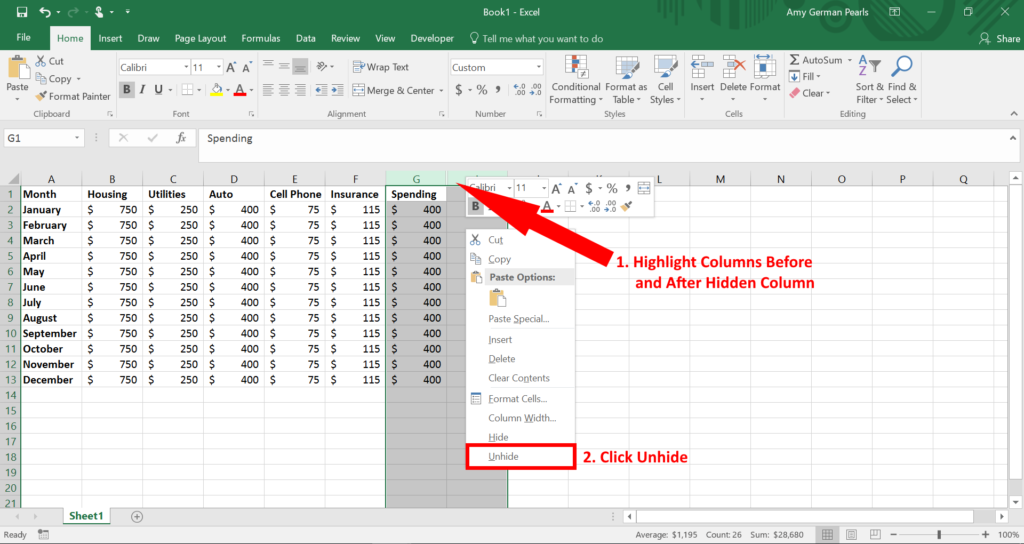 Fix Pivot Table field name is not valid error in Windows 10 [Steps]
